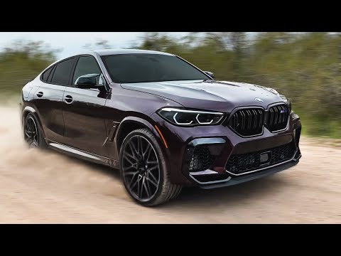 ПЕРВЫЙ ТЕСТ 625 л.с. X5M X6M 2021! Хана Mercedes, Audi и PORSCHE?! Обзор в Аризоне. F95 / F96. BMW.