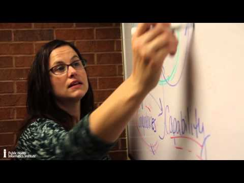 What we do: Workforce development