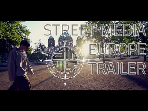Street Media Europe - Trailer