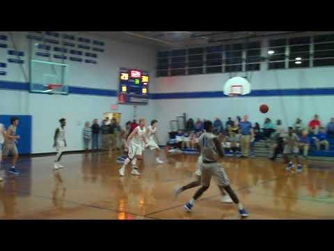 Christian Brandt 27 points vs Montgomery Catholic