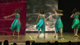 Dance for Life INSPIRE Show - 2016 - Modern - Hello
