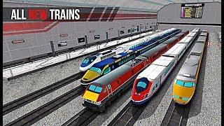 Train Simulator Games - Level 1 (ALP GAMES)