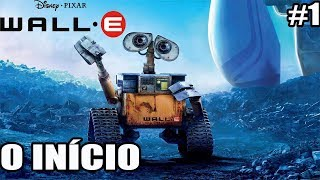 Wall-E - Xbox 360 e PS3 - O INÍCIO - parte 1