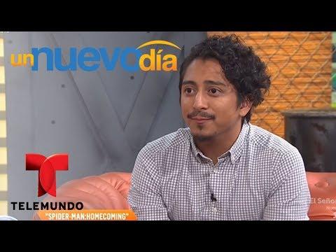 Conoce a Tony Revolori, un latino triundo en Hollywood  Un Nuevo Día  Telemundo