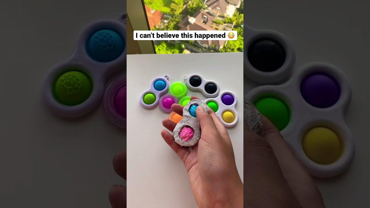 DIY Toys | Satisfying And Relaxing | DIY Tiktok Compilation | Fidget Trading #DIY #Shorts 768