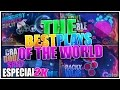 Gota.io *Special 2k♥* BEST PLAYS OF THE WORLD - Nice Edits - DracKx and Subs MLG