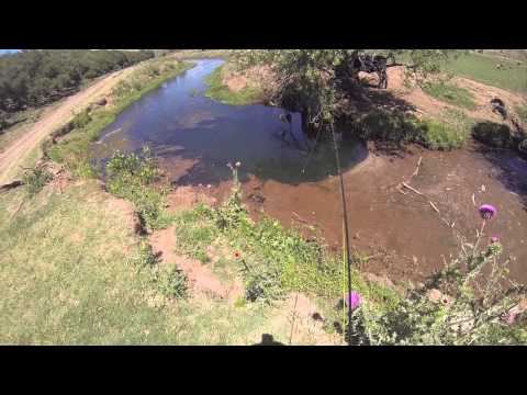 Trout Fishing In New Mexico: GoPro