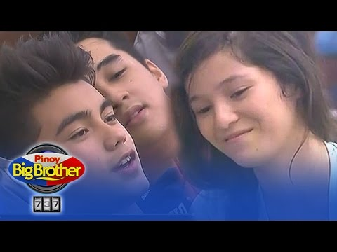 PBB 737: Bailey, Barbie say 'I Love You' to each other