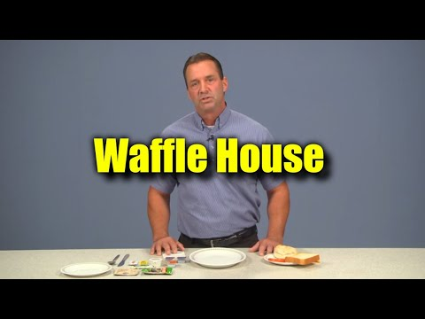 Waffle House Training - Pull Drop Mark Order Calling Method