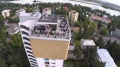Varkauden vesitorni - Terassi kahvila Torni