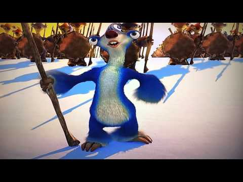Merry christmas ice age