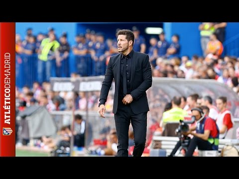 "#ATMFLASH | Simeone: ""El equipo está creciendo"" 