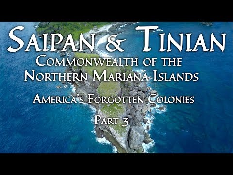 Saipan & Tinian, CNMI (America's Forgotten Colonies, Part 3/3)