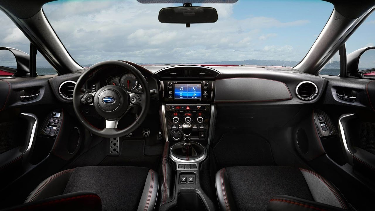 2017 Subaru Brz Interior Review You