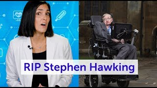 SALUD EN CORTO  RIP Stephen Hawking ¿Qué es la ELA?