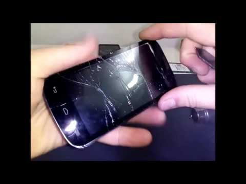 cd5612f6cf3 Troca tela touch Alcatel One Touch 5037E - YouTube