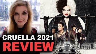 Cruella REVIEW 2021 - NO SPOILERS