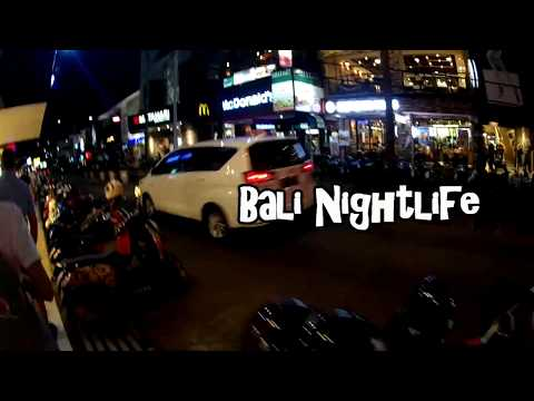 A Taste of Bali Night Life