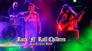 "ROCK'N'ROLL CHILDREN ft. Giannis Varvatsoulis ""Egypt (Dio cover)"" live @ Let's Rock fest/Inofita"