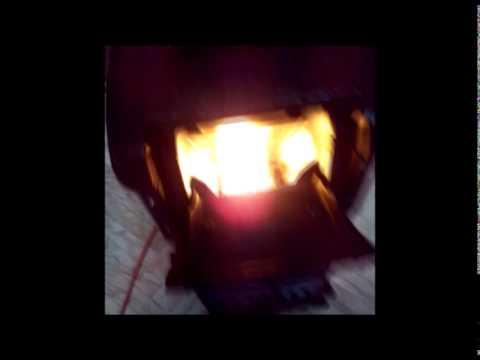 Conversione stufa legna pellet youtube for Bruciatore a pirolisi