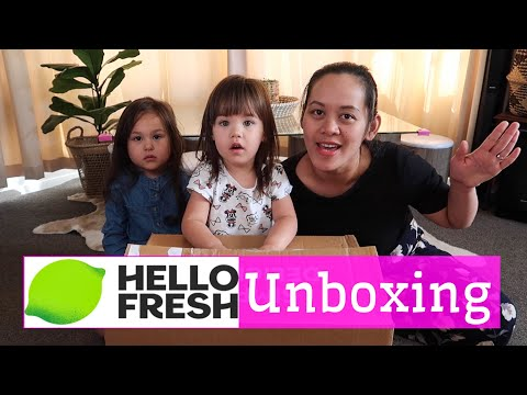 HELLO FRESH UNBOXING | VLOG 139 | LIFE IN NZ
