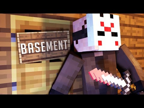 Minecraft Friday The 13th - WHAT'S IN THE BASEMENT?! | Minecraft Scary Roleplay