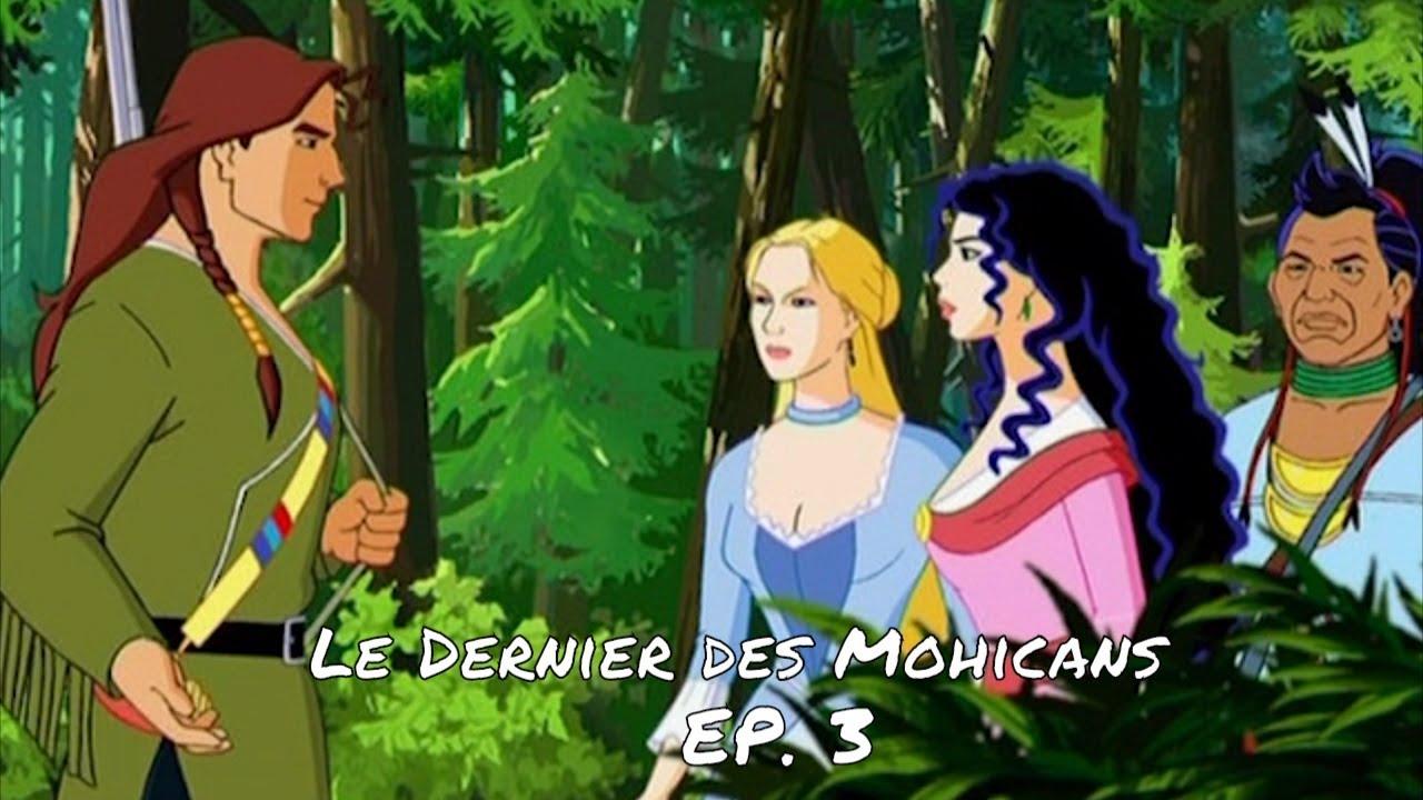 Le dernier des Mohicans - Animation Maxresdefault