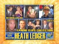 Heath Ledger Candid Clips Collection