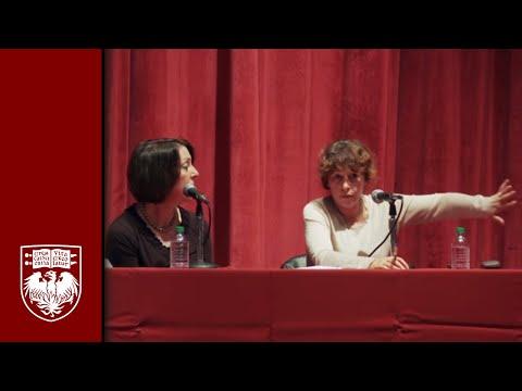 "Fadela Amara, speaking on ""The Burqa Ban in France"""
