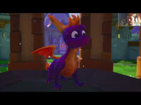 Spyro Reignited Trilogy: Spyro 3: Year Of The Dragon Playthrough Part 2