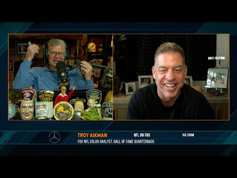 Troy Aikman on the Dan Patrick Show (Full Interview) 2/4/21