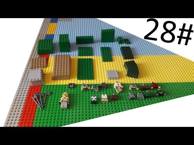 Lego Haul 28# Plates und Krams Teil 1