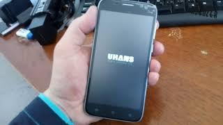 Товары с АЛИИ Телефон UHANS Распаковка