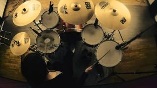 Walk - Foo Fighters (Drum Cover By Nick M)