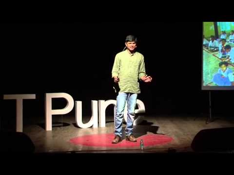 Kicks for Change | Vikas Plakkot | TEDxVITPune