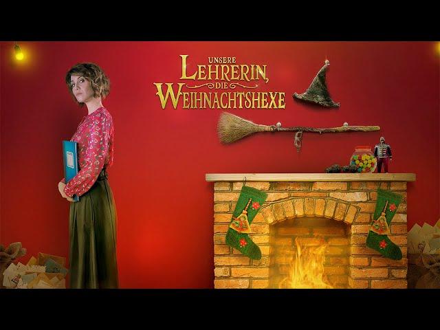 Hasil gambar untuk Unsere Lehrerin, die Weihnachtshexe