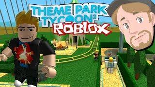 Dan essayez Roblox! | Theme Park Tycoon 2 en Suédois