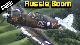 War Thunder - Blind Cat Squadron? Australian Boomerang Squad over Norway