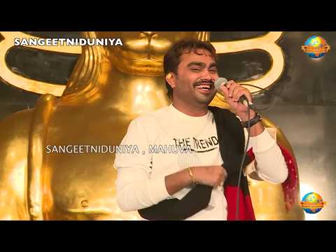 Santvani Award    Jignesh Kaviraj   Maniraj Barot Style / Moraribapu ni Sing hase re Zindagi Fine re