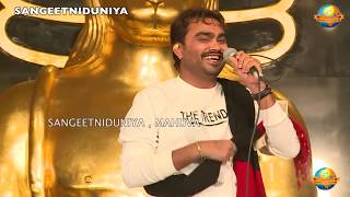 Santvani Award || Jignesh Kaviraj ||Maniraj Barot Style / Moraribapu ni Sing hase re Zindagi Fine re