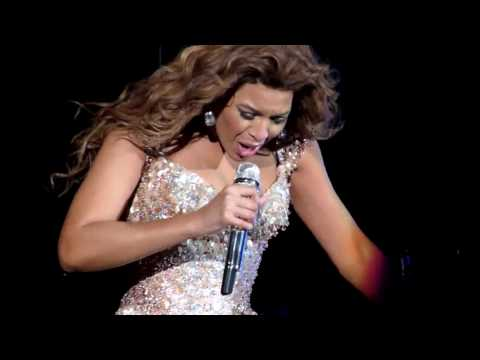 Beyoncé Scared Of Lonely live tour HD