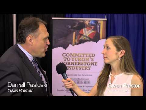 Yukon Premier - Darrell Pasloski...