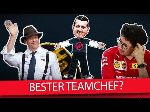 Wer ist der beste F1-Teamchef? - Formel 1 2020 (Talk)