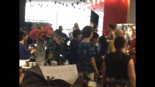 Morning fittings at Pois Singapore for AUDI Fashion Festival opening Gala Dinner Thumbnail