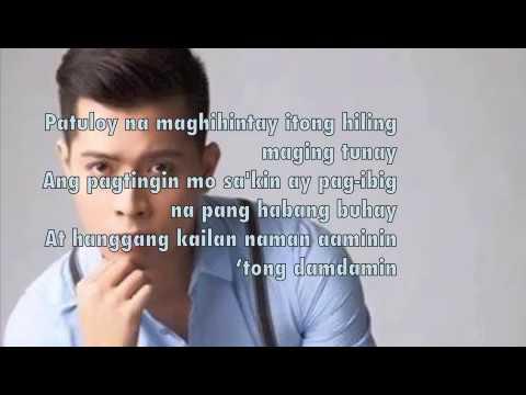 Pa'no Na Lang Ako - Jason Dy (Lyrics)