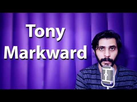 How To Pronounce Tony Markward