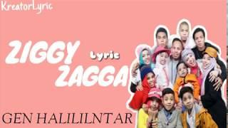 ZIGGY ZAGGA - Gen Halilintar