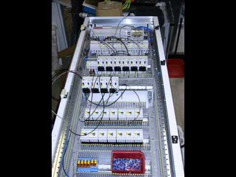 Quadro elettrico con timer - Instapro
