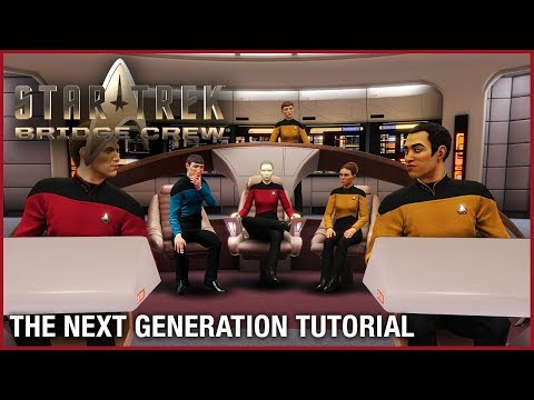 Star Trek: Bridge Crew – The Next Generation DLC Gameplay | Trailer | Ubisoft [NA]