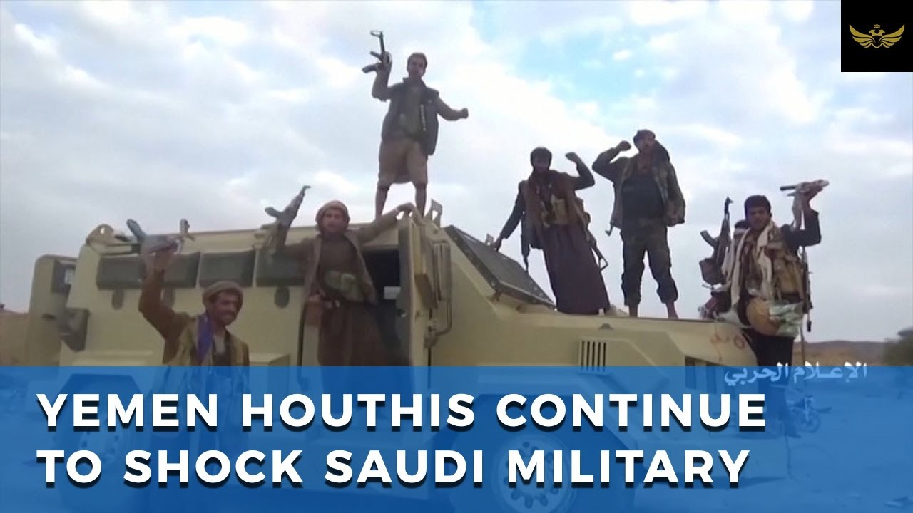Yemen Houthis continue to shock Saudi military